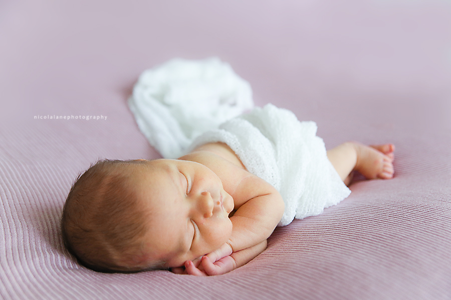 North Carolina Newborn Photographer