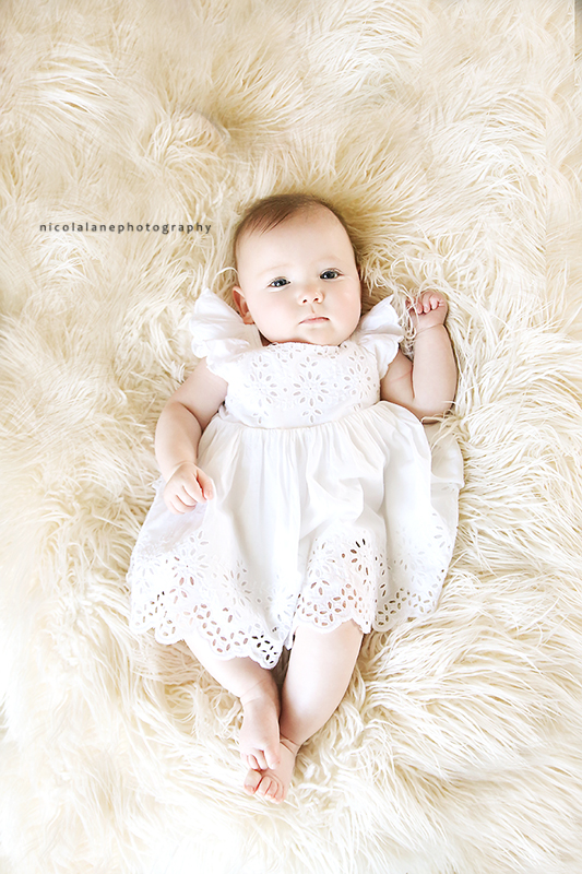 Sweet Princess, Raleigh Baby Photographer
